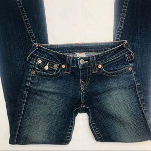 True Religion - Joey boot cut flare leg - Size 26